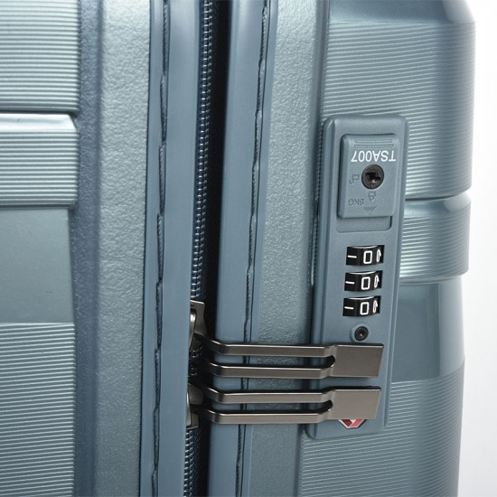 Куфар Естил, модел Arrows син - 77см