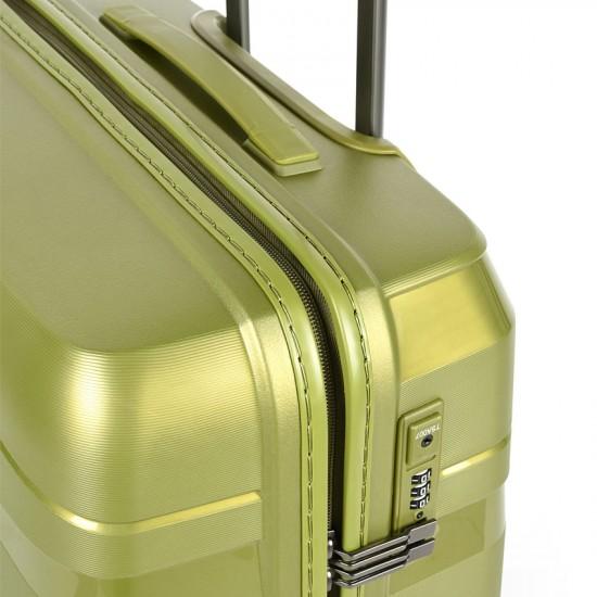 Куфар Естил, модел Arrows зелен - 68см