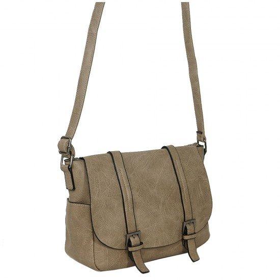 Чанта с дълга дръжка 1190 бежова