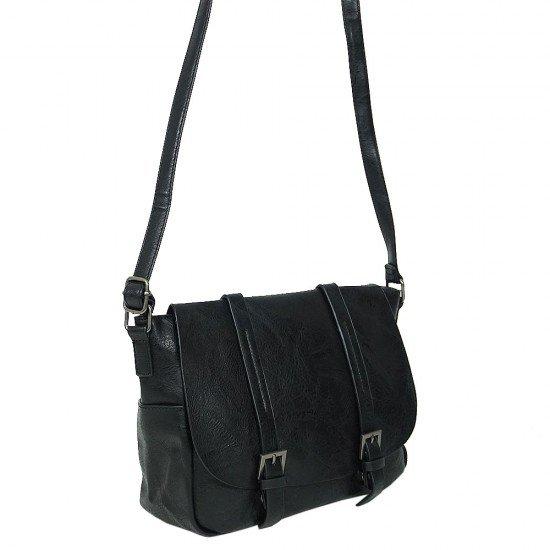 Чанта с дълга дръжка 1190 черна