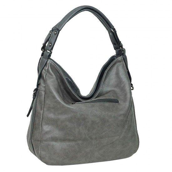Чанта НВ038 сива