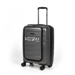 Куфар Естил, модел City - Сив - 55см