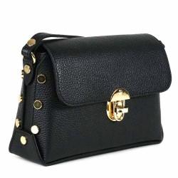 Чанта естествена кожа 5832black