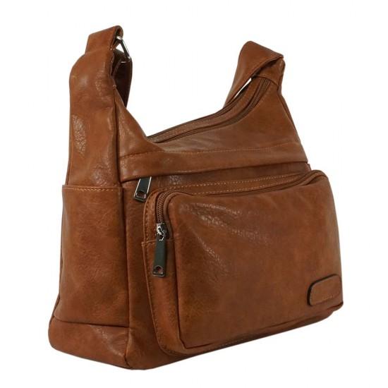 Чанта PB237brown