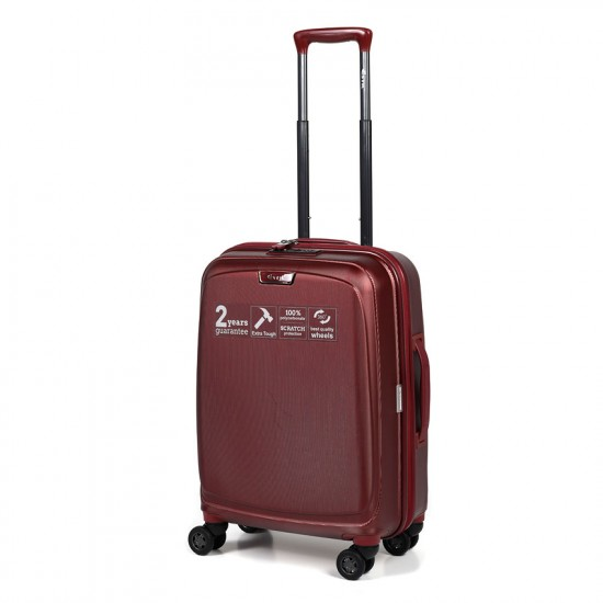 Куфар Естил, модел IQ - bordo - 55см