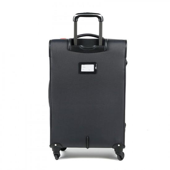 Куфар Естил, модел Explorer - сив - 82см