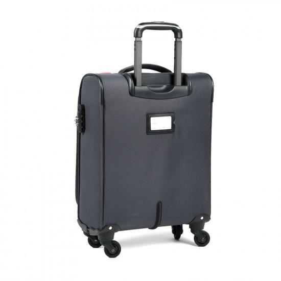 Куфар Естил, модел Explorer - сив - 55см