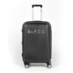 Куфар Естил, модел IQ - Black - 66см