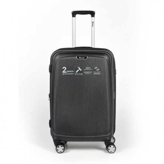Куфар Естил, модел IQ - Black - 76см