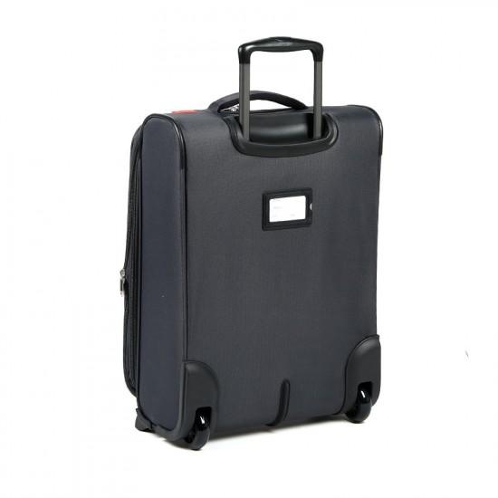 Куфар Естил, модел Vapor - сив - 55см