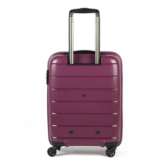 Куфар Естил, модел Blend - лилав - 55см