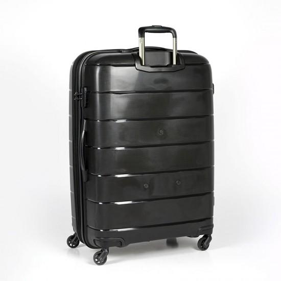 Куфар Естил, модел Blend - черен - 65см