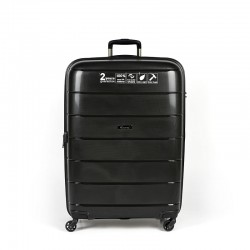 Куфар Естил, модел Blend - черен - 76см