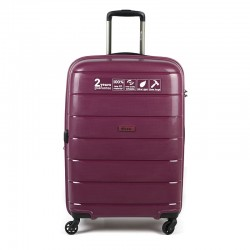 Куфар Естил, модел Blend - лилав - 65см