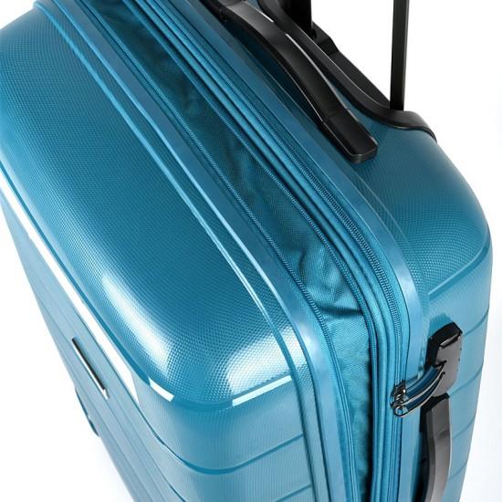 Куфар Естил, модел Blend - емералд - 65см