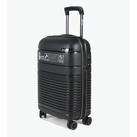 Куфар Естил, модел ТNext - small Black - 55см