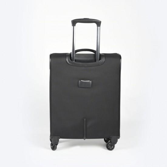 Куфар Естил, модел Spark - Черен - 55см