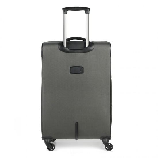 Куфар Естил, модел Hawk - сив - 78см