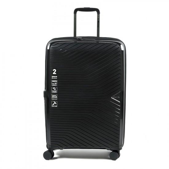 Куфар Естил, модел Spirit - Черен - 77см