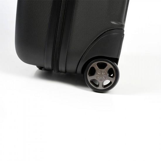 Куфар Естил, модел Venti - Black - 55см