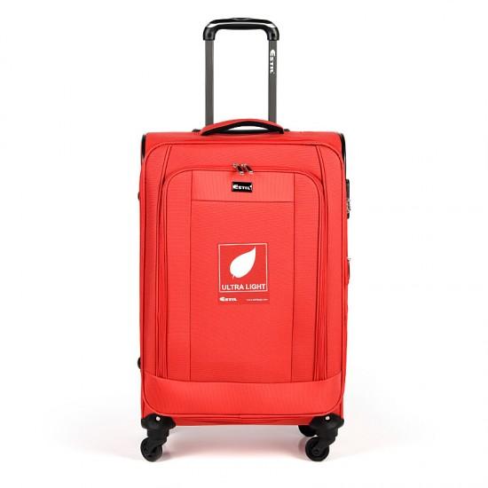 Куфар Естил, модел Adventure - Червен - 69см