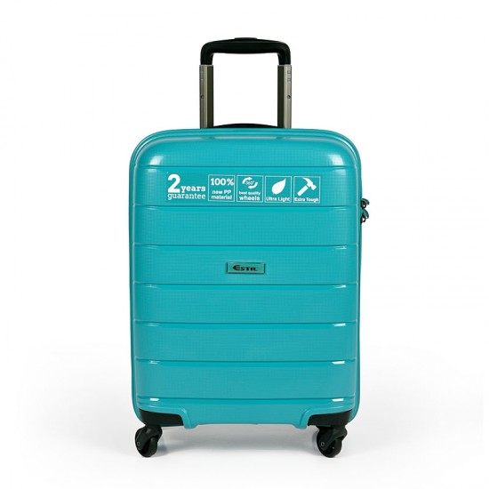 Куфар Естил, модел Blend - Зелен - 55см