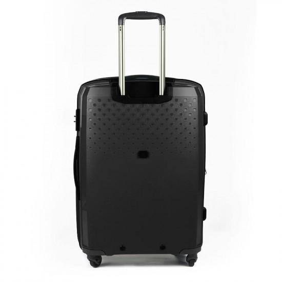 Куфар Естил, модел DOT - Black - 77см