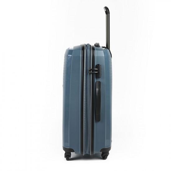Куфар Естил, модел DOT - blue - 77см.