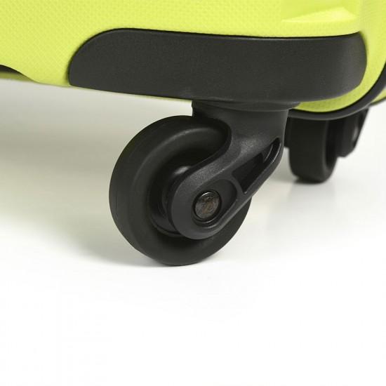Куфар Естил, модел DOT - green - 77см.