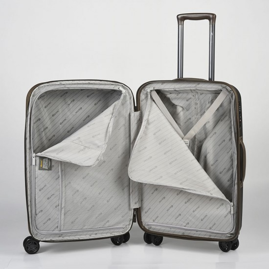 Куфар Естил, модел IQ - bronze - 55см.