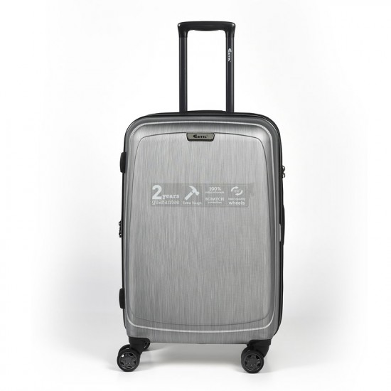 Куфар Естил, модел IQ -silver - 55см