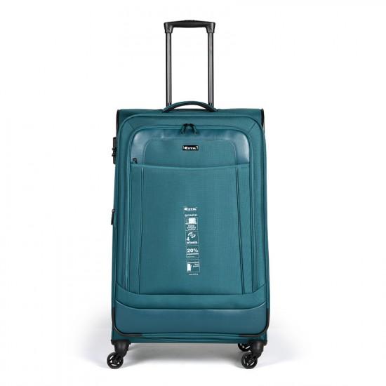 Куфар Естил, модел Spark - Зелен - 78см