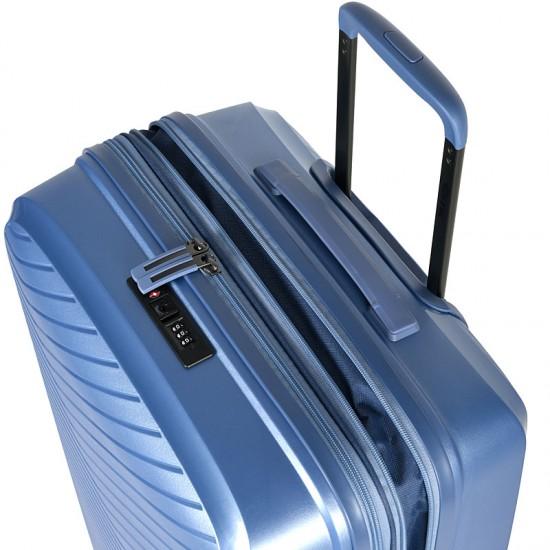Куфар Естил, модел Spirit - Син - 77см