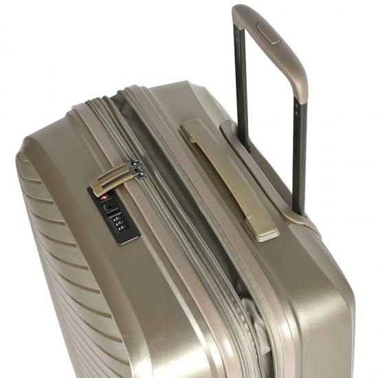 Куфар Естил, модел Spirit - Златен - 77см